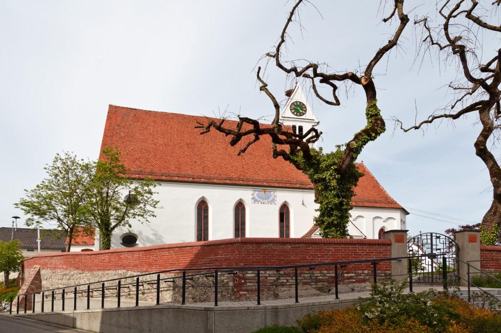 Kirche Lauben